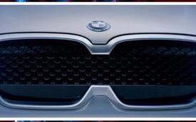 Đây chính là lưới tản nhiệt mới của BMW: Không phải quả thận mà là... cặp kính