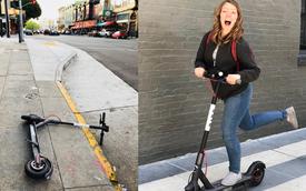 """Startup cho thuê xe điện trị giá 100 triệu USD làm thế nào để khách có thể dùng xe xong là """"vứt đâu cũng được""""?"""