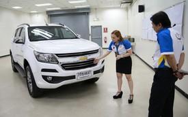Nhân viên kinh doanh ô tô Việt Nam có có kỹ năng bán xe GM tốt thứ 2 Đông Nam Á