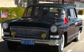 Thương hiệu từng nổi danh vì chế tạo limousine cho Mao Trạch Đông chuẩn bị được hồi sinh