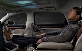 Volvo S90 Ambience Concept - Xe sang cho ông chủ