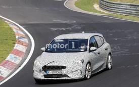 """Chiều tín đồ tốc độ, Ford Focus ST sẽ sử dụng động cơ """"chấm lớn""""?"""