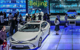 """Triển lãm ô tô Bắc Kinh 2018: Minh chứng cho """"cơn khát"""" xe điện của Trung Quốc"""