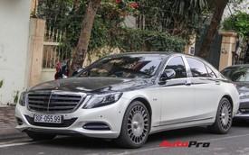 Mercedes-Benz S400 từng bị trộm vặt đôi gương được chủ nhân độ lại cực chất