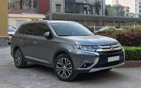 Mitsubishi triệu hồi hơn 900 xe nhập khẩu tại Việt Nam