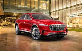 Mercedes-Maybach chính thức ra mắt concept SUV kỳ lạ nhất từ trước tới nay