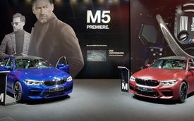 BMW dần vắng mặt triển lãm xe truyền thống, hướng tới sự kiện công nghệ