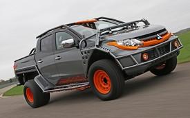 Đây là chiếc Triton được độ theo phong cách Fast and Furious