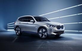 BMW iX3 Concept: Hướng đi tương lai của BMW