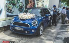 Đám cưới lạ lùng tại Sài Gòn: MINI Cooper rước dâu, Rolls-Royce Ghost và Porsche Boxster chỉ làm nền