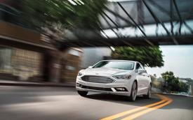 Ford tính bỏ Fiesta, Focus và Fusion Bắc Mỹ