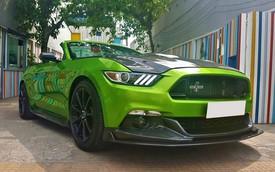 Ford Mustang mui trần độ khủng được bán lại với giá 2,35 tỷ đồng