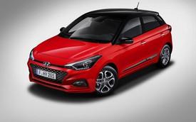 Hyundai nâng cấp i20 cạnh tranh Ford Fiesta, Honda Jazz