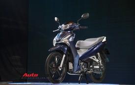 Honda Future 2018 ra mắt với đèn pha LED, giá từ 30,19 triệu đồng