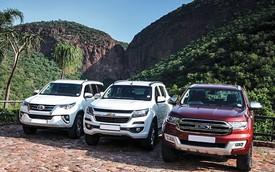 Cơ hội nào cho Chevrolet Trailblazer - SUV 7 chỗ rẻ nhất tại Việt Nam?