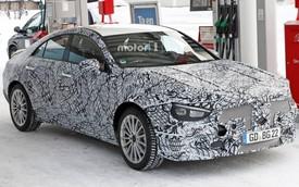 Mercedes-Benz CLA thế hệ mới xuất hiện, dành cho ai trót phải lòng A-Class sedan nhưng thích dáng coupe