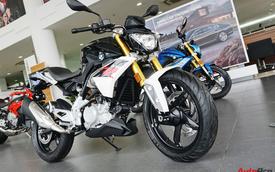 Cạnh tranh Yamaha MT-03, BMW G310R chốt giá cao hơn đối thủ 50 triệu đồng