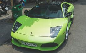 Lamborghini Murcielago - Hotgirl nổi danh 10 năm vẫn được các đại gia săn đón