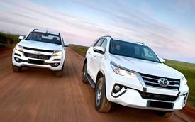 Thích Chevrolet Trailblazer nhưng sẽ mua Toyota Fortuner - Tâm lý khó bỏ của người Việt