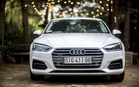 Audi A5 Sportback có gì để cạnh tranh BMW 4-Series Gran Coupe?