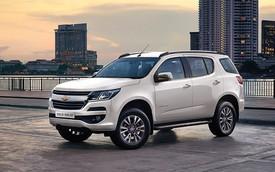 """Chevrolet Trailblazer """"dưới 1 tỷ đồng"""" mở đặt cọc, sắp bán tại Việt Nam để cạnh tranh Toyota Fortuner"""