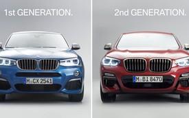 So sánh BMW X4 hai thế hệ để xem có nên nâng cấp hay không