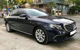 Lăn bánh hơn 12.000km, Mercedes-Benz E200 2017 được bán lại với giá 1,86 tỷ đồng