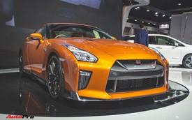 Sau 10 năm thiết kế vẫn vậy, Nissan GT-R 2018 mang những gì mới mẻ cho khách hàng Đông Nam Á?