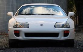 Điều gì làm nên mức giá khó tin hơn 80.000 USD cho chiếc Toyota Supra 1994 này?