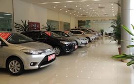 Toyota Việt Nam bán xe cũ chính hãng, kiểm tra 176 hạng mục kỹ thuật trước khi đưa xe lên kệ