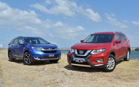 Nhạt nhoà ở Việt Nam, Nissan X-Trail lại là crossover bán chạy nhất thế giới trong năm qua