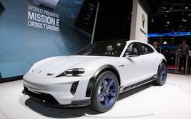 Porsche dồn lực vào xe điện, trước mắt là Mission E