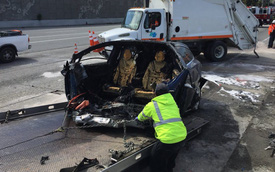 Tài xế Tesla chạy lại tuyến đường Autopilot gặp tai nạn chết người, suýt mang vạ theo