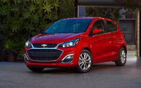 333 triệu là giá xe rẻ nhất tại Bắc Mỹ và thuộc về mẫu xe từng rất quen thuộc ở Việt Nam