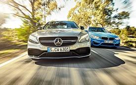 Giá xe sang tại Việt Nam: Hai thái cực Mercedes-BMW