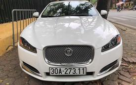 Lăn bánh hơn 33.000km, xế sang Jaguar XF 2014 được bán lại giá 1,45 tỷ đồng
