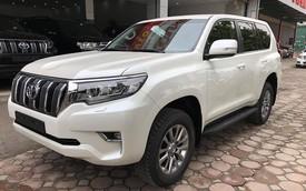 """Toyota Land Cruiser Prado VX 2018 """"full option"""" giá gần 3 tỷ đồng tại Việt Nam"""