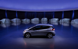 Chevrolet chuẩn bị crossover hoàn toàn mới