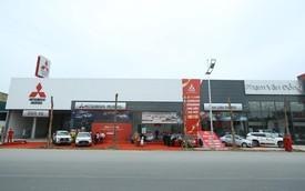 Bán chạy, Mitsubishi khai trương đại lý thứ 27 tại Việt Nam