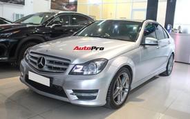 Mercedes-Benz C300 AMG 2010 đi hơn 100.000km rao bán lại giá gần 700 triệu đồng