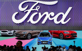 Vì sao hàng loạt xe Ford, Mercedes-Benz và BMW bị Trung Quốc giữ lại cảng?