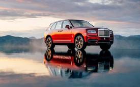 Ra mắt Rolls-Royce Cullinan: SUV 3 khoang xa hoa nhất thế giới