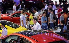 Một thập kỷ, hai thái cực ô tô nhập khẩu