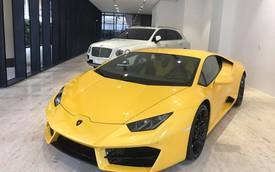 Lamborghini, Bentley đã thực sự Nam tiến với bộ đôi Huracan, Bentayga trưng bày trong showroom mới