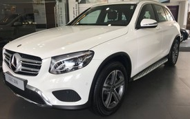 Chi tiết Mercedes-Benz GLC 200 đã về đại lý, giá thấp hơn 200 triệu đồng so với GLC 250
