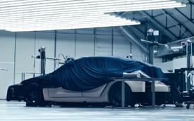 Tesla hé lộ mẫu xe bí ẩn, có thể là Model Y