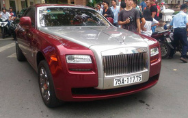 Đại gia Huế tậu Rolls-Royce Ghost Series I từng đeo biển ngũ quý 1, giá hơn 11 tỷ đồng