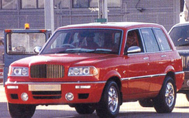 """Đây là """"người cha thất lạc 20 năm"""" của Rolls-Royce Cullinan?"""