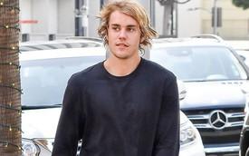 Quên về số, Justin Bieber thả trôi Range Rover mới tậu đâm thẳng vào Lamborghini