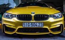 Sau 7 tháng đi 12.000km, BMW M4 chính hãng mất giá hơn 1,2 tỷ đồng